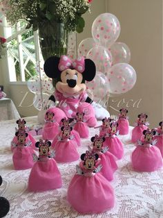 Minnie Mouse Custom Name Letters - price is per letter Minnie Mouse Birthday Decorations, Minnie Mouse Theme Party, Mickey Mouse Clubhouse Birthday, Minnie Mouse Pink, Mickey Mouse Birthday, Creations, 2nd Birthday Parties, Letter, Ideas