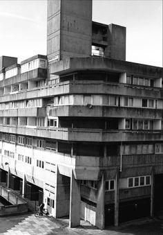 Arquitectura brutalista.