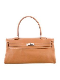 eda4956a9e4a Clemence JPG II Shoulder Kelly. The RealReal. Leather Interior