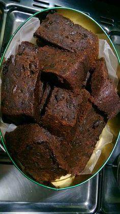 Trini black cake