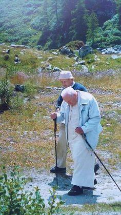 Saint Jean Paul II.