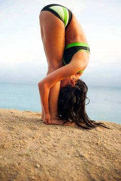 Flexible, strong, fit. My goal.