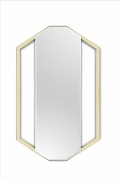 The SAPPHIRE Mirror is based on the gem of the same name. Made with polished brass, this mirror is versatile and so it can be fit into various kinds of bathroom designs.