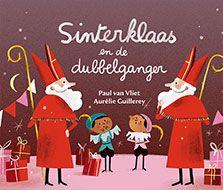 prenten boek Sinterklaas en de dubbelganger