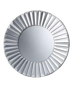 Loving this Robeson Mirror on #zulily! #zulilyfinds