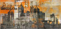 Andrea Haase - los tiempos grey orange