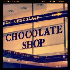 Max Brenner Chocolate Bar in Natanya!