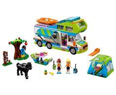 Mia's Camper Van - 41339   Friends   LEGO Shop