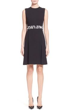 JASON WU Sleeveless A-Line Dress. #jasonwu #cloth #dress