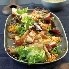Linsen-Puten-Salat Nr. 2