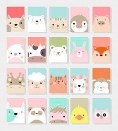 Cartoon animals vectors, photos and psd files