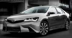 The current version of Toyota Camry 2016 model is being sold on US market and the few others are sold on the areas around the world.