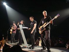 Timeline of U2