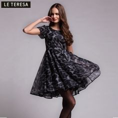 $58.002013 spring new brand women's counters authentic European and American was thin put on a large elegant chiffon dress women autumn and winter