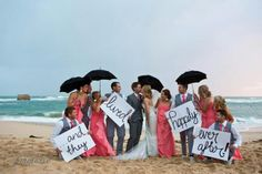 Fun Wedding Party Picture Ideas | Bridal party fun