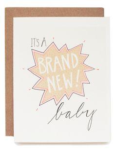 Brand New Baby!