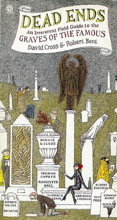 "Deth P. Sun  --  Bent, Robert & Cross, David ""Dead Ends"" --  Cover by Edward Gorey"