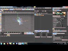 CINEMA 4D - unfolding - Tutorial - YouTube