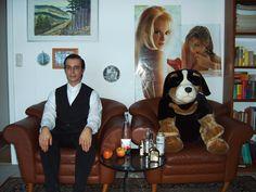 Spießer mit Hund | http://eylou.de/rockstar