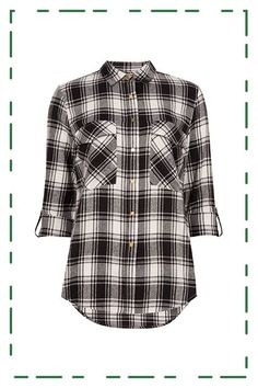 Your hunt for the just-right plaid button-up ends now. Primark Oversized Check Shirt, $15, available at Primark. #refinery29 http://www.refinery29.com/primark-fall-2015-first-united-states-collection#slide-11