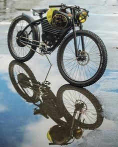 The Scrambler / Vintage electric bike