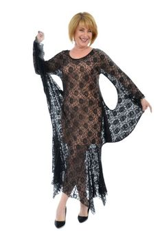 Rochie de seara din dantela CRDN R015LD-CM -  Ama Fashion