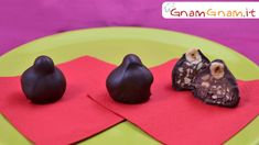 Baci Perugina fatti in casa - Gnam Gnam