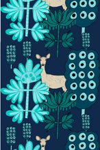 new Marimekko - deer - cute stretched in Molly's room