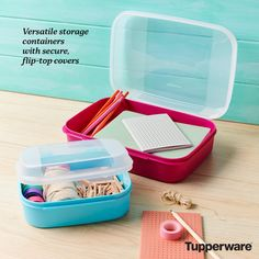 Tupperware, Bathroom Stuff, Scripts, Storage Containers, Crocheting, Phones, Treats, Snacks, Crochet