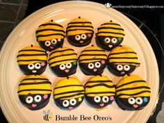 Bumble Bee Oreo's
