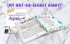 The Not-So-Secret Diary of Emily Underworld!