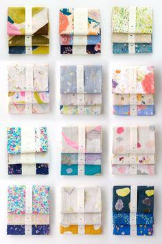 Inspiration for Ghana fabric packaging Nani Iro fabrics Motifs Textiles, Textile Patterns, Print Patterns, Sewing Patterns, Design Textile, Fabric Design, Surface Pattern Design, Flower Power, Printing On Fabric