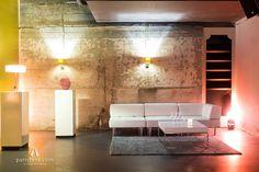 Lounge Endless Seating im Hotel La Maison #furnituredesign #white
