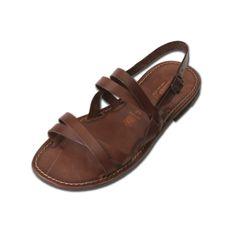Sandali uomo - Men's leather sandals - link: www.sandalishop.it