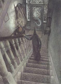 Angela Barrett ~ The Walker book of ghost stories