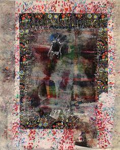 the colour of ideas: Voices Plus - Quilt Art Exhibition