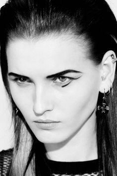 Punk is Freedom    Katlin Aas by Jason Hetherington for Glass #14 Spring 2013