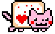 Nyan Cat - Valentine Edition