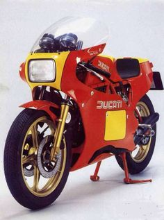 The House of Borgo Panigale has designed the 1984 MY Ducati 600 to compete with the Japanese Big Four on the supersport market, Motorcycle Travel, Motorcycle Engine, Ducati 600, Ducati Classic, Ducati Models, Ducati Pantah, Cafe Racing, Ducati Motorcycles