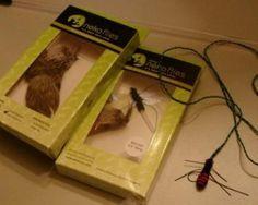 Neko Flies Cat Wand Toys