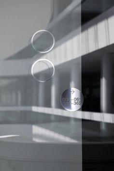辦公室uebele //定位系統新大樓德爾格AG&CO。 公斤AA 2009年呂貝克