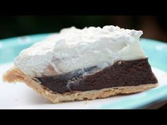How to make Ted's Haupia Pie --    Ono Grinds Cooking Episode 11 Season 1 (Chocolate Haupia Pie) Part 1 - YouTube