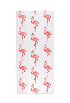 Flamingo Beach Towel | Forever 21 - 1000113547
