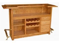 Build a Bar Layout | Home Bar Design Ideas to Plan and Build a Home Bar                                                                                                                                                                                 More