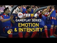 According to the video above, each player will have individual emotions towards every other player within a match. Teammates will encourage each other after near misses and grow frustrated with someone who repeatedly puts the ball in row Z. Late winners will be celebrated by the whole team in 10-player animations and there are 600 emotional player animations to give matches a more life-like feel.