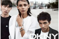 After taking a break for the fall season, Cara Delevingne is back as the face of DKNY's mainline campaign. The spring-summer 2015 advertisements star the… Fashion Advertising, Advertising Campaign, Teen Vogue, Cara Delevingne, Spring Summer 2015, Donna Karan, Online Clothing Stores, Supermodels, Fashion Models