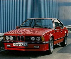 Bmw 635 Csi, Bmw E24, Bmw 6 Series, Bmw Cars, Cool Cars, Porsche, Automobile, Bike, Things To Sell