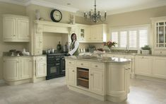 Planning on some home improvements in the kitchen department. Fancy some country kitchen designs. See the cornwall-in-frame fitted kitchen. More Importantly find out where you can get the best service. Kitchen Handles Uk, Inframe Kitchen, Kitchen Knobs, Kitchen Ideas, Free Kitchen Design, Country Kitchen Designs, New Kitchen Designs, Cornwall, Classical Kitchen