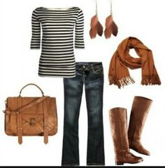 #fallinspired...OUFITS