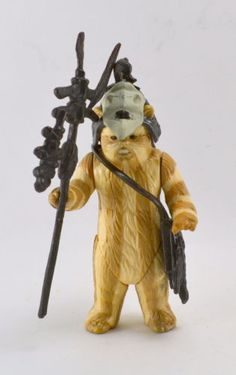 Vintage Star Wars Ewok toy 1983
